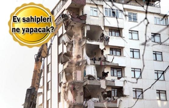 Riskli binaların sigorta