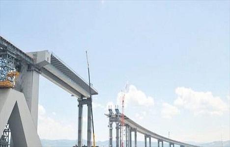 İzmit Körfez Köprüsü Eylül'de tamamlanacak!