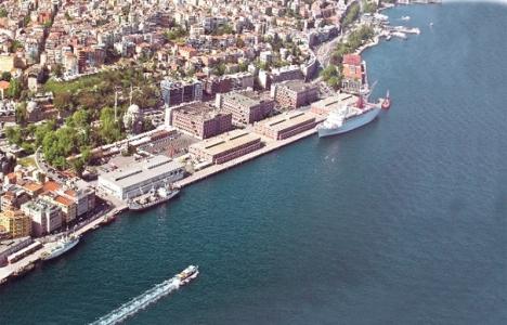 ÖİB'den Galataport açıklaması!