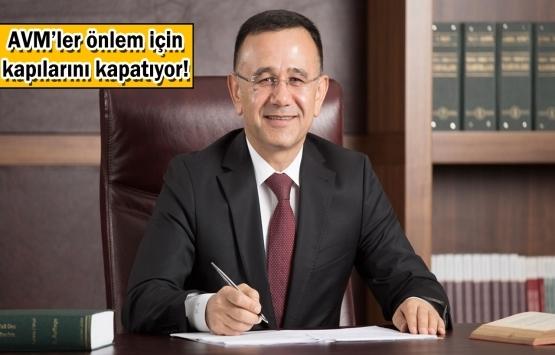 Hüseyin Altaş: AVM'ler kapalı olduğu sürece kira almayacağız!