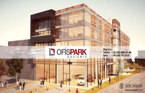 İzmir Ofis Park Gaziemir projesinde ön talep dönemi başladı!