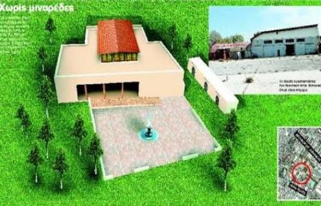 Atina Cami'nin inşaat ihalesi sonuçlandı!