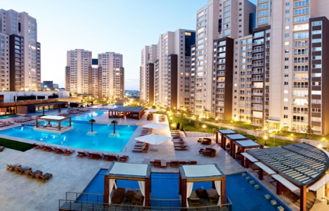 İnnovia 1. Etap'taki 4 daire 1.6 milyon TL'ye satıldı.