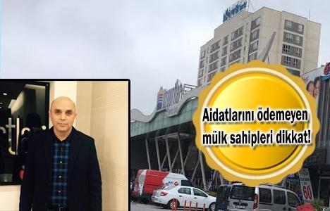 Adnan Kuşoğlu yeniden N Merkez AVM Yönetim Kurulu Başkanı!