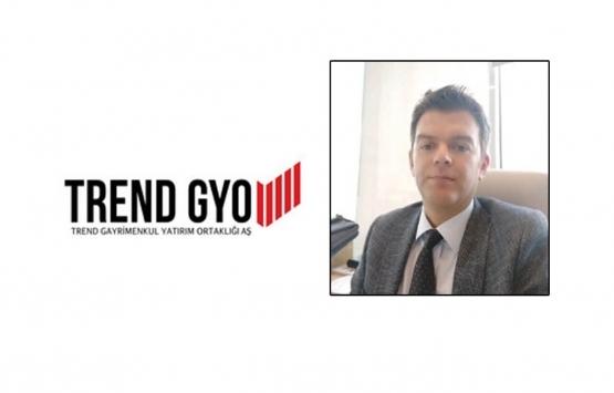 Tahsin Uçardağ, Trend GYO'nun yeni genel müdürü oldu!
