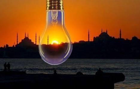 İstanbul elektrik kesintisi 4 Nisan 2015 saatleri