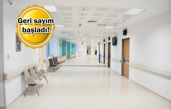 Seyrantepe Hastanesi'nin inşaatında son durum!