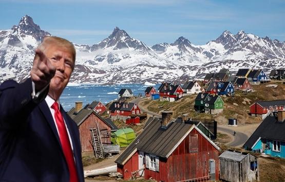 'Donald Trump Grönland'ı satın alacak' iddiası!