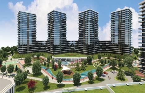 Akkent Paradise Gardens Ankara satış ofisi