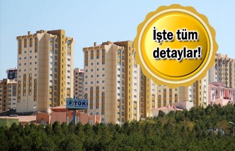 TOKİ 4 şehre