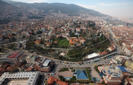 Bursa'da 7.7 milyon
