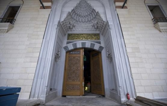 Çamlıca Camisi'ne 6