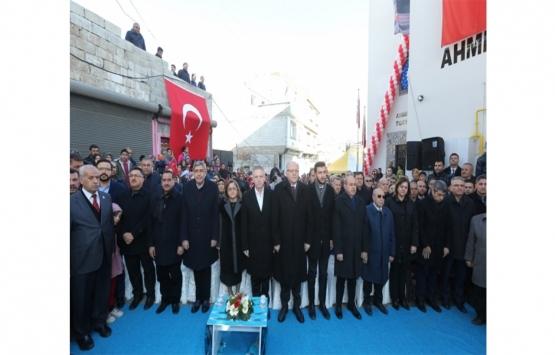 Gaziantep Ahmet Yesevi Sosyal Tesisi açıldı!