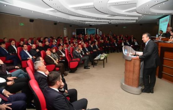 Adana'nın vizyon projeleri