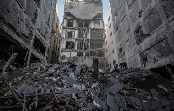 Gazze'ye düzenlenen hava