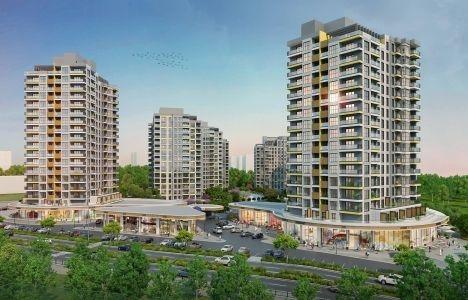 Park Mavera 3'ün inşaatı yüzde 20,361 tamam!