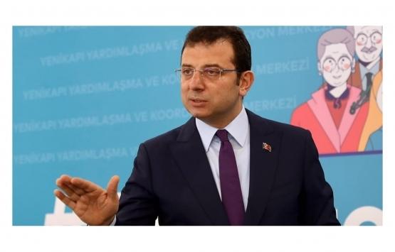 Ekrem İmamoğlu'ndan sahra hastanesi açıklaması!