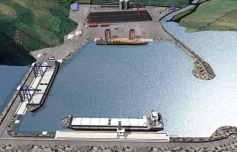 Filyos Limanı'nın altyapısı 2017 yılında tamamlanacak!