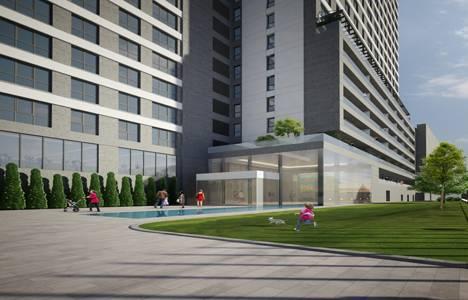 Ümraniye Antasya Residence Projesi! 480 bin TL'ye 2 oda 1 salon!