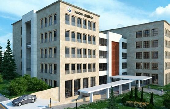 Kocaeli Büyükşehir Belediyesi'nin yeni hizmet binasının yüzde 70'i tamam!