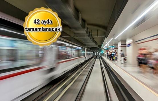 Narlıdere Metrosu'nun inşaatı yarın başlayacak!