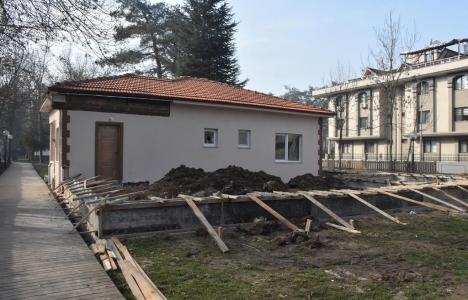 Düzce Kusursuz Kafe'nin inşaatı tamamlanıyor!