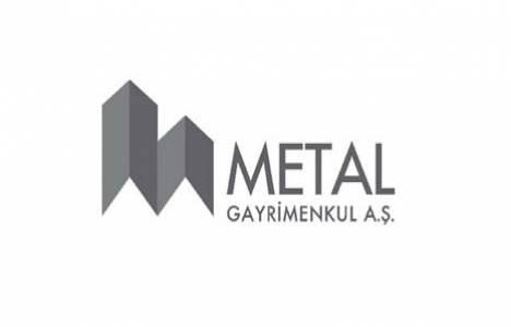 Metal Gayrimenkul'ün devir