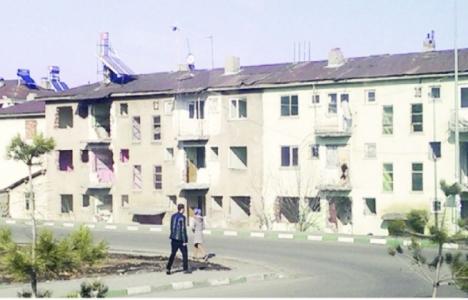 Bingöl Kültür'de dönüşüm için boşaltılan evlerde hırsızlık arttı!