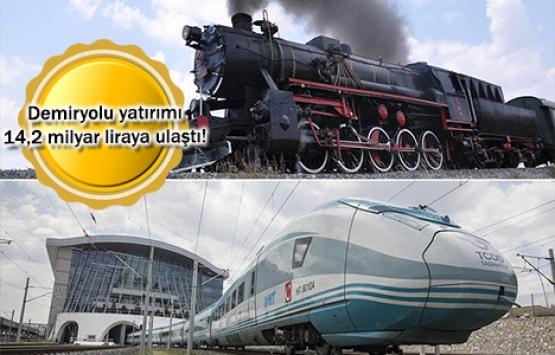 Türkiye hızlı tren ağlarıyla donatılıyor!
