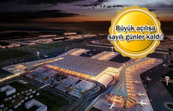 İstanbul Yeni Havalimanı ilklerin havalimanı olacak!