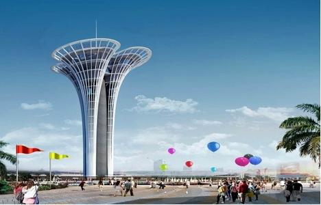 Expo Kulesi'nin yeni