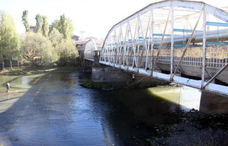 Ardahan Kura Nehri Köprüsü restore edilecek!
