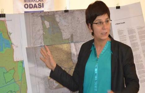 Ankara Mimarlar Odası'ndan İncek'teki 38 katlı konut projesine tepki!