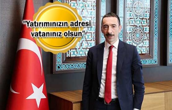 Hakan Gedikli'den Avrupalı Türkler'e yatırım çağrısı!
