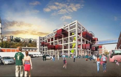 Antrepo 5'teki müze binasının inşaatı 1.5 yıl sürecek!