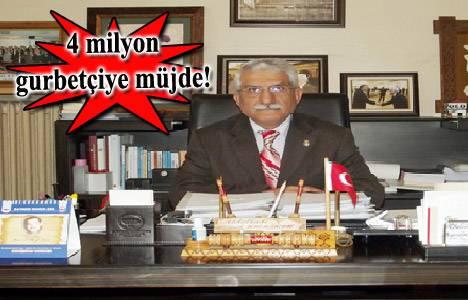 Gurbetçiler gayrimenkul alım ve satımı için Türkiye'ye gelmek zorunda kalmayacak!