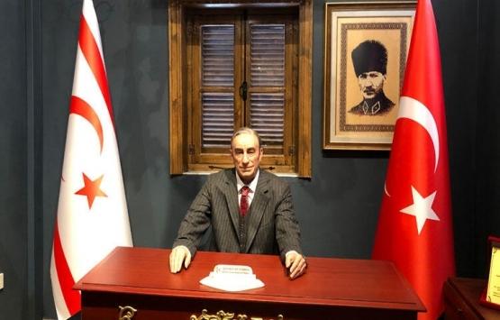 Alparslan Türkeş Müzesi Lefkoşa'da açıldı!