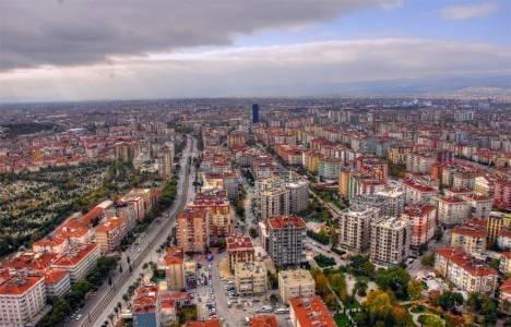 Konya Karatay ve Selçuklu'da 4.5 milyon TL'ye satılık arsa!