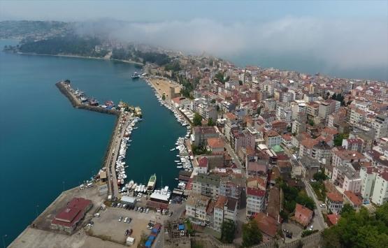 Sinop'ta turizmciler yeni