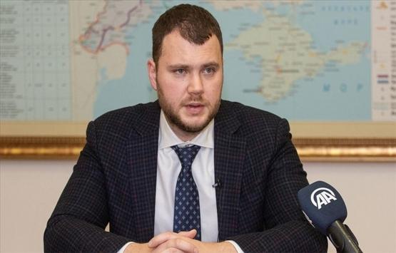 Ukrayna Altyapı Bakanı Vladislav Krikliy'den Türk şirketlere yatırım çağrısı!