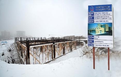 Pursaklar Devlet Hastanesi inşaatında son durum!