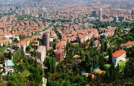 Ankara'da icradan 13.5
