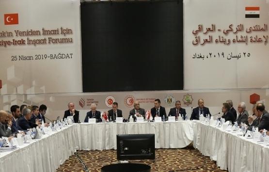 Türk müteahhitlerden Bağdat'a çıkarma!