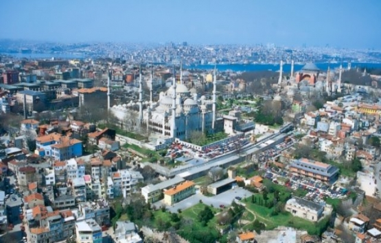 Fatih'te 7,4 milyon