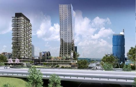 Başkentin yeni merkezi: