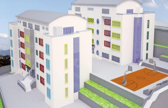 Gaziosmanpaşa Sarıgöl'e 2 yeni okul inşa edilecek!