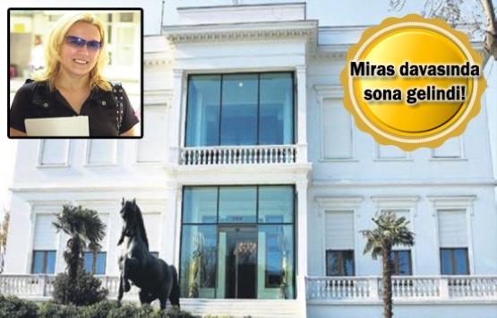 Atlı Köşk'ün değeri 400 milyon lira!