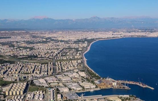 Antalya Demre Sanayi Sitesi'nin inşaatı yeniden başladı!
