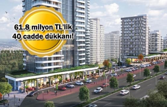 Başkent Emlak Konutları'nda 40 cadde dükkanı 26 Eylül'de satışta!
