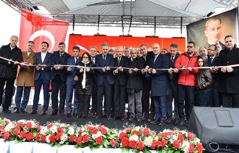 İzmir Şehit Fethi Sekin Parkı açıldı!
